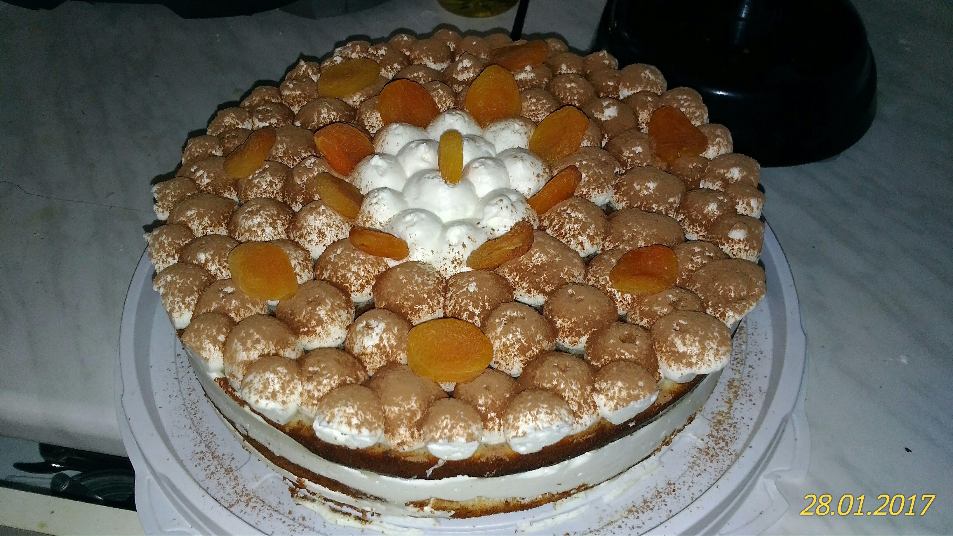 Торт Медовый аромат