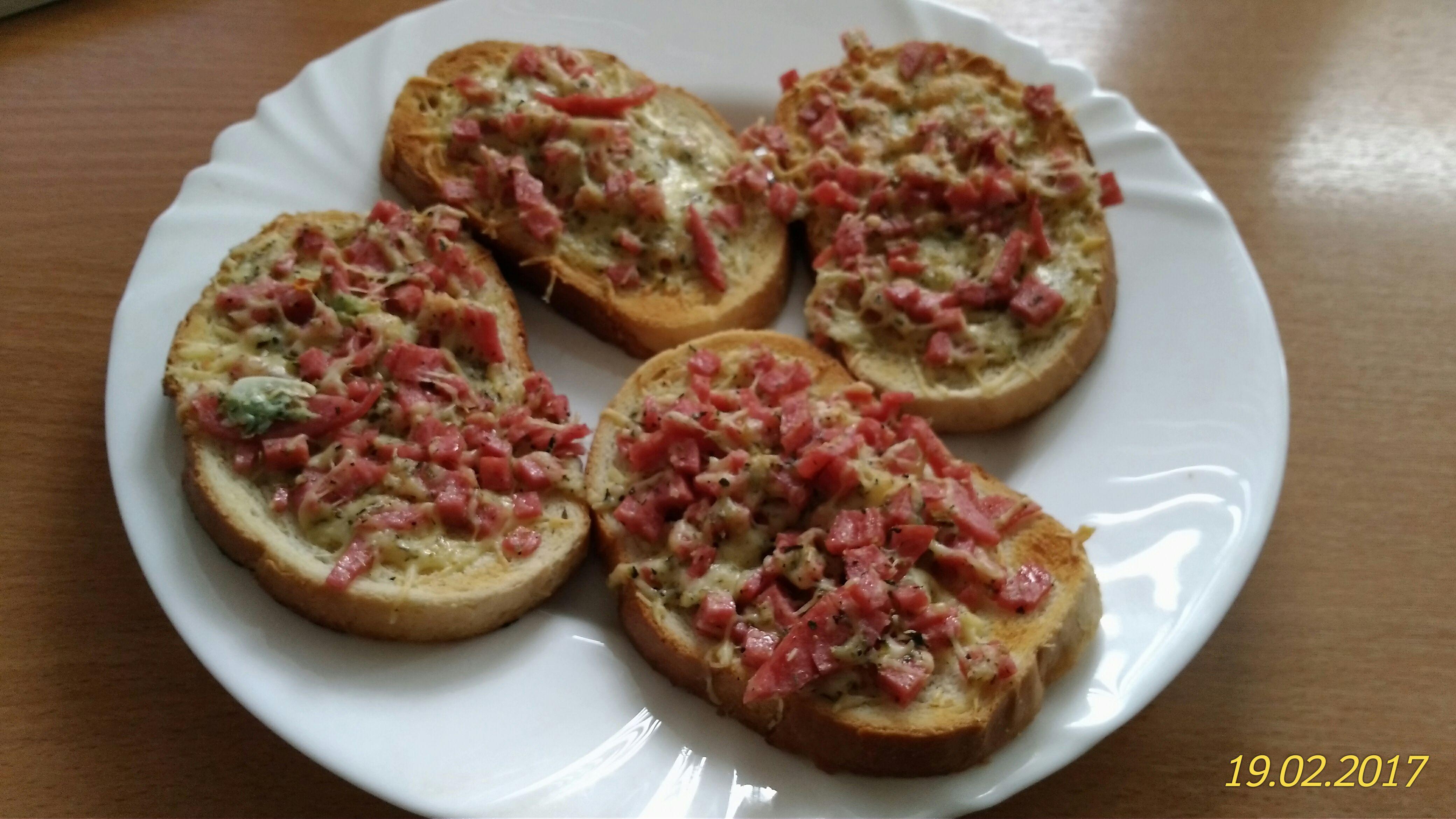 Бутерброд Студенческий.