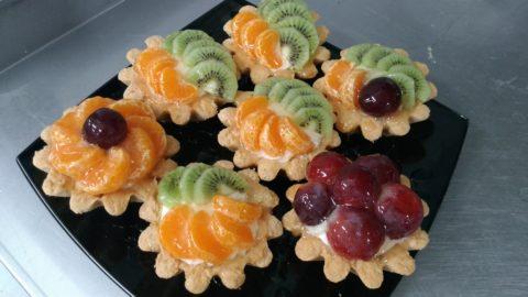 На десерт