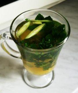 чай ароматные травы