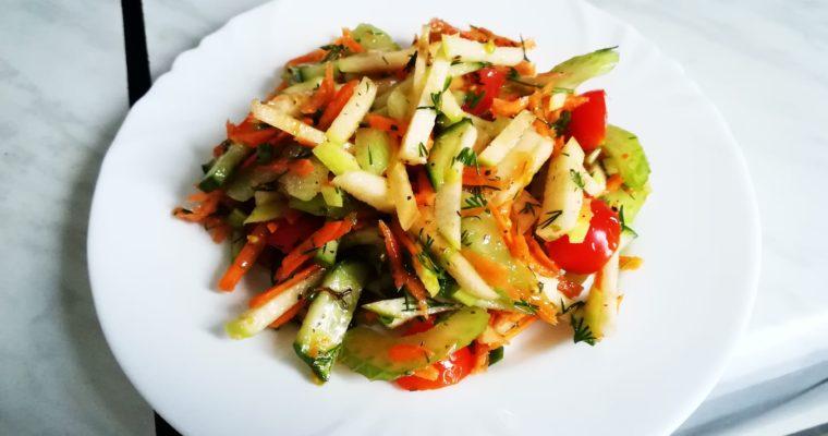 Мой салат Живая сила