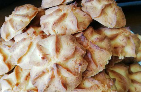 Печенье песочное Кокос